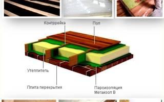 Как утеплить пол в парной каркасной бани на свайном фундаменте?