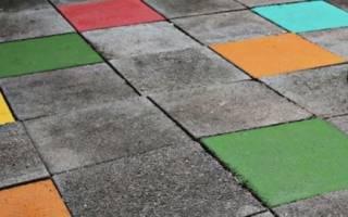 Какая краска лучше по бетону для наружных работ?