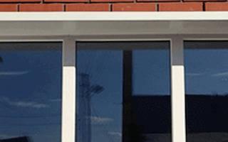 Как сделать откосы на окнах с улицы в частном доме?
