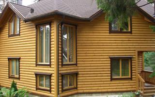 Блок хаус из дерева для наружной отделки