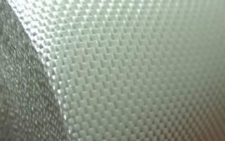 Устройство защитного слоя пароизоляции из стекловолокнистых материалов