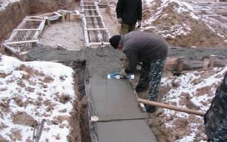 Как залить фундамент под дом своими руками без опыта строительства?