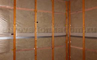 Нужен ли зазор между пароизоляцией и вагонкой на потолке