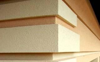 Фасадная цементная штукатурка для наружных работ