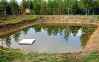Фундамент при высоком уровне грунтовых вод для кирпичного дома