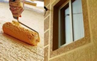 Как самому сделать устройство для нанесения шубы на фундамент дома?