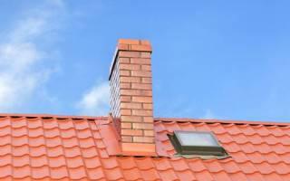 Как вывести трубу через крышу из металлочерепицы