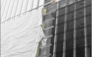 Вентфасад из композитных панелей технические решения