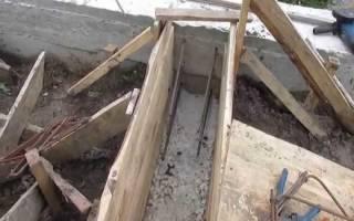 Как фундамент строящегося крылечка связать с основным фундаментом дома?