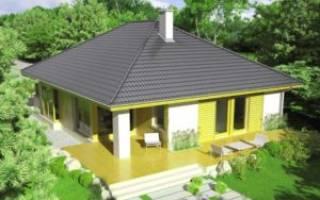 Как правильно делать четырехскатную крышу?