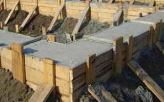 Ленточный фундамент под каркасный дом своими руками пошаговая инструкция
