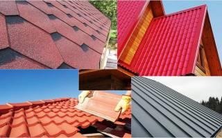 Кровельные материалы для крыши. Как выбрать?