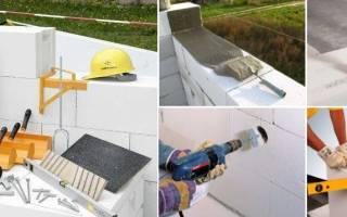 Построить дом из газобетона своими руками от фундамента до крыши