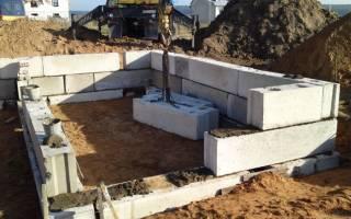Как распилить блок бетонный?