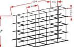 Расход арматуры на 1 м3 бетона монолитной плиты фундамента