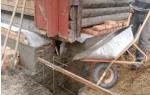 Как подлить фундамент под старый деревянный дом своими руками?