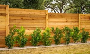 Сколько кубов досок надо на забор