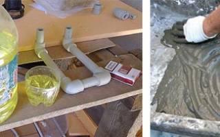 Для чего добавляют жидкое мыло в цементный раствор для фундамента