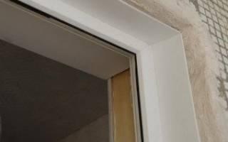 Как правильно установить откосы на окнах с уличной стороны?