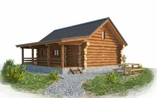 На каком расстоянии от забора можно строить баню в деревне