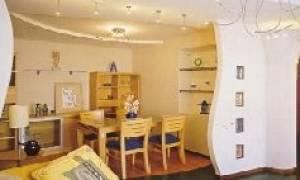 Как разделить комнату на две комнаты гипсокартоном с дверью?