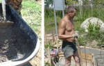 Соотношение песка и цемента и воды в растворе для фундамента