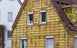Чем утеплить дом из бруса 150х150 снаружи