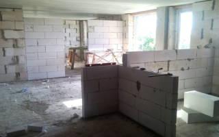 Пазогребневые плиты или пеноблоки что лучше для перегородки в квартире