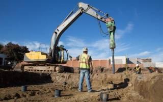 Какой фундамент лучше для дома из пеноблоков на песчаной почве?