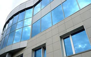 Вентилируемый фасад из камня искусственного камня