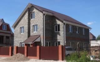 Какой фундамент лучше для дома из арболита в 2 этажа?