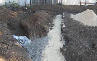 Как правильно залить ленточный фундамент под дом своими руками?