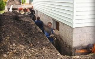 Как крепить фасадную плитку на фундамент?