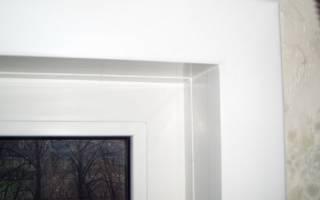 Откосы на окна как делать и сколько это стоит
