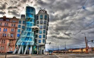 Внешний вид здания в сочетании с его архитектурным стилем это