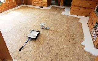 Чем обработать осб плиту внутри дома на даче