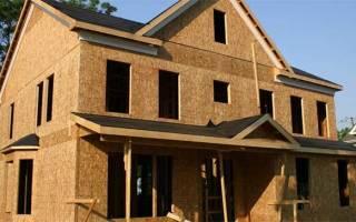 Облицовка фасада деревянного дома осб плитой своими руками