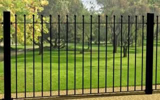 Как сделать забор решетку своими руками?