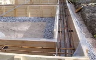 Средний расход арматуры на 1 м3 бетона монолитной плиты фундамента