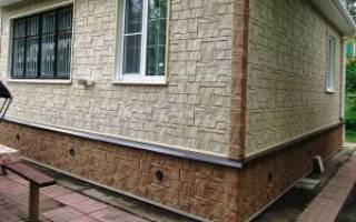 Описание фасадных пластиковых панелей