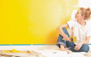 Виды красок и область их применения для художественного творчества