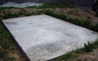 Можно ли сделать фундамент монолитную плиту на поверхности земли?