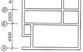 План фундамента ленточного чертеж 11м на 10 м картинки